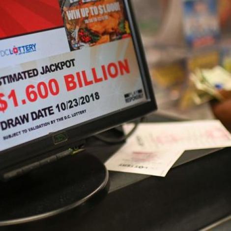 Heimsins størsti lottovinningur vunnin í USA