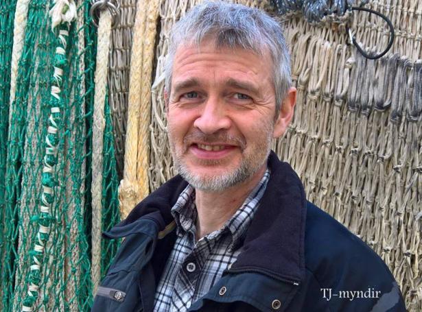Auðinn Konradsson (Mynd: Føroyska Sjómansmissiónin)