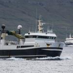 Polarhav og Stjørnan landað í Klaksvík