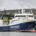 Royal Greenland selt tveir trolarar