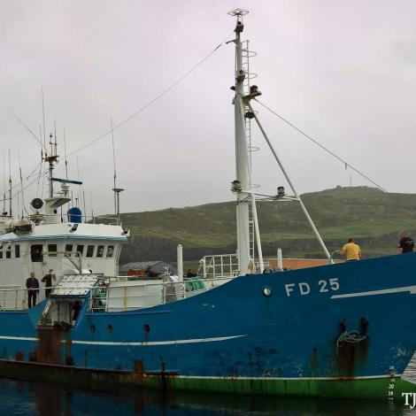 Mascot verður nú skrásettur í Klaksvík