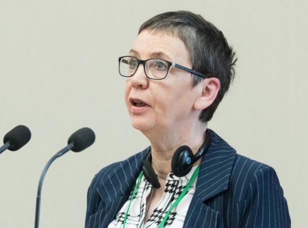Eyðgunn Samuelsen, landsstýriskvinna