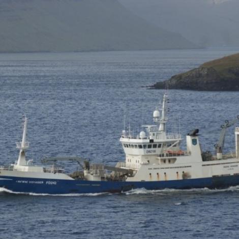 Lastin hjá Arctic Voyager deild til trý virkir