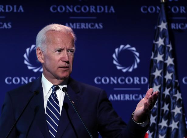 Joe Biden (Savnsmynd: EPA)
