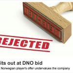 DNO vil keypa partabrøv frá føroyingum í Faroe Petroleum