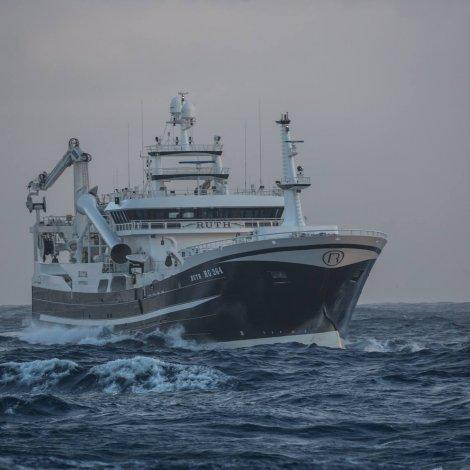 Donsk skip hava eisini góðan svartkjaftafiskiskap