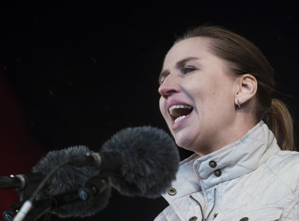 Mette Frederiksen (Savnsmynd: EPA)
