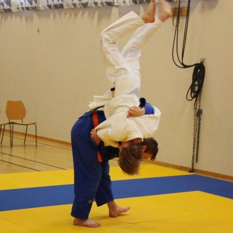 Judo er ein av ítrottargreinunum, har kappast verður um FM í dag