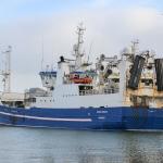 Katrin Jóhanna skal landa 1200 tons av svartkjafti í Fuglafirði