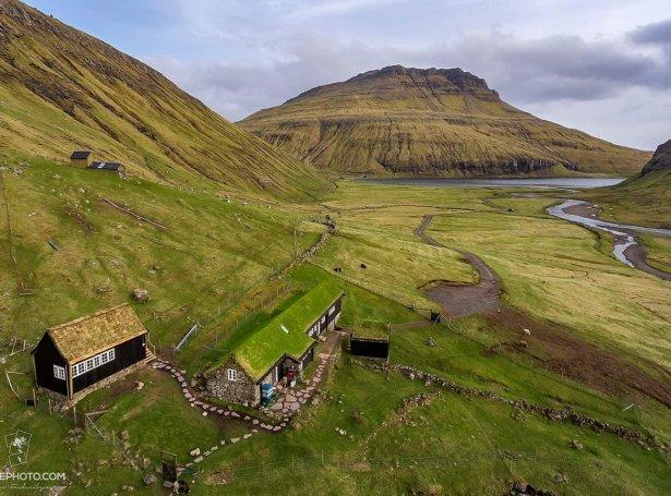 Koks frammi við Gjónna (Mynd: Ólavur Frederiksen)