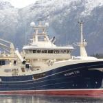 Donsk skip góðan fiskiskap eftir svartkjafti