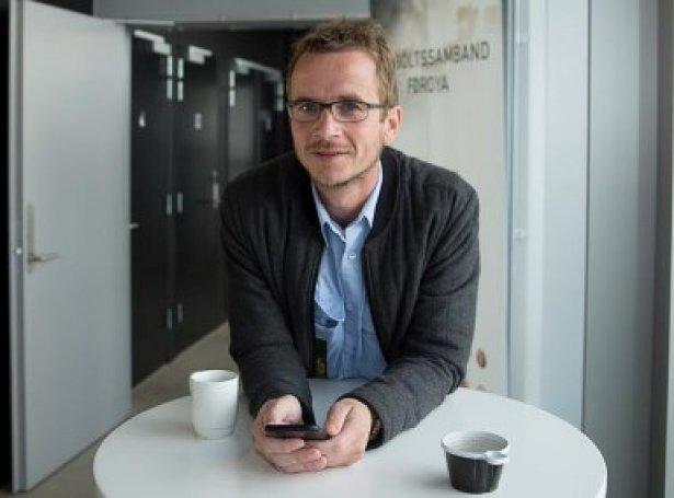Jákup Martin Joensen (Mynd: Hans Erik Danielsen)