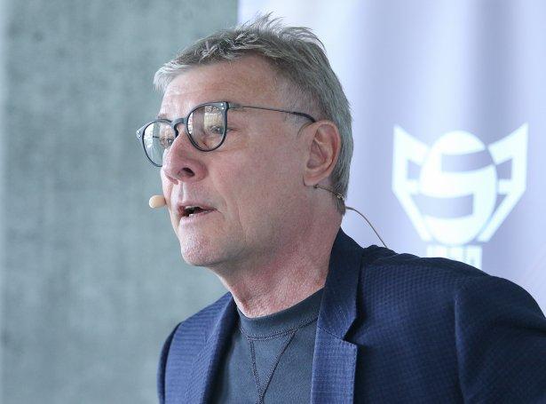 Lars Olsen (Mynd: Sverri Egholm)