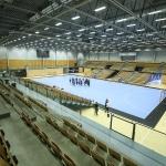 Farum Arena, har føroyska landsliðið spældi sín seinasta heimadyst í hesari undankappingini (Mynd: Sverri Egholm)