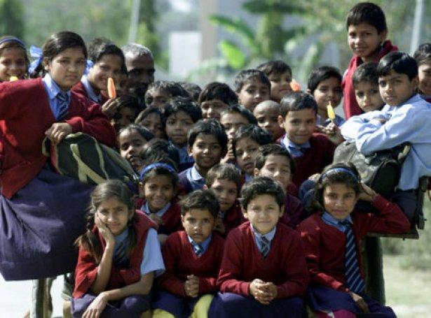 Fólkavøksturin er størstur í India (Mynd: Ritzau)