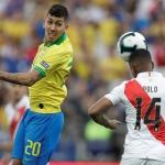 (Brasil skal í nátt dystast við Paraguay; Peru skal royna at koppa mest vinnandi landinum í Copa America ígjøgnum tíðirnar: Uruguay - Mynd: EPA)