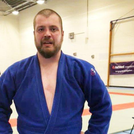 Edvard Johannesen (Mynd: Judo Føroyar)