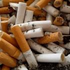 Danskir matvøruhandlar selt 50 mió. færri sigarettir seinasta árið