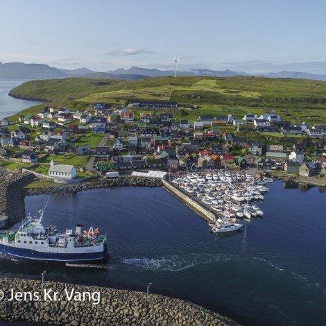 Strandfaraflotin til viðgerðar