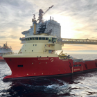 Skipini hjá Skansi Offshore nú møguleika fyri at taka ímóti landstreymi