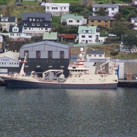 Nýborg strikað úr føroyska flotanum