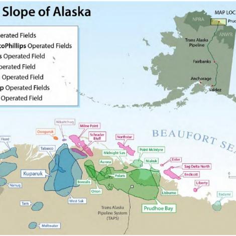 BP selur allar sínar ognir í Alaska