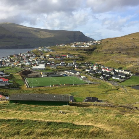 Eiðis kommuna við í Talgildu Føroyum