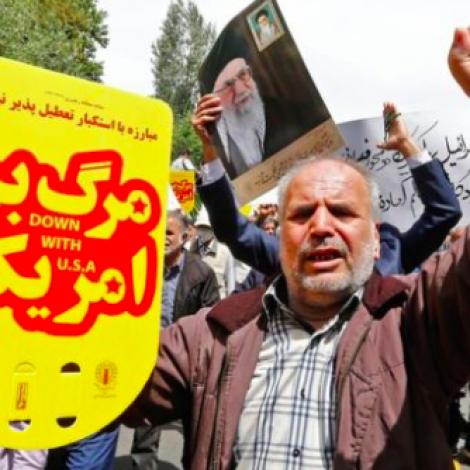 Iran: Dømdur til deyða fyri at njósnast fyri USA