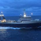 Atlantic Star landar í Tromsø