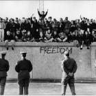 30 ár síðan Berlinmúrurin fall