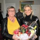 Karin 45 ára starvsdag hjá Tórshavnar kommunu