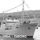 Skipasøga: Ísborg eitt framkomið skip bygt á Skála