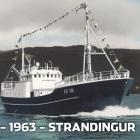 Skipasøga: Strandingur er framvegis í flotanum