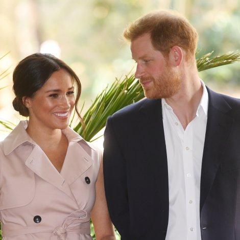 Harry og Meghan skulu hava eitt barn afturat