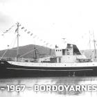 Skipasøga: Borðoyarnes er ikki til at kenna aftur