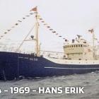 Skipasøga: Hans Erik endaði sínar dagar í Esbjerg