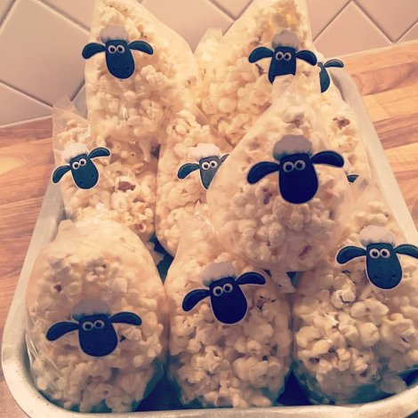 Shaun the Sheep-popkorn