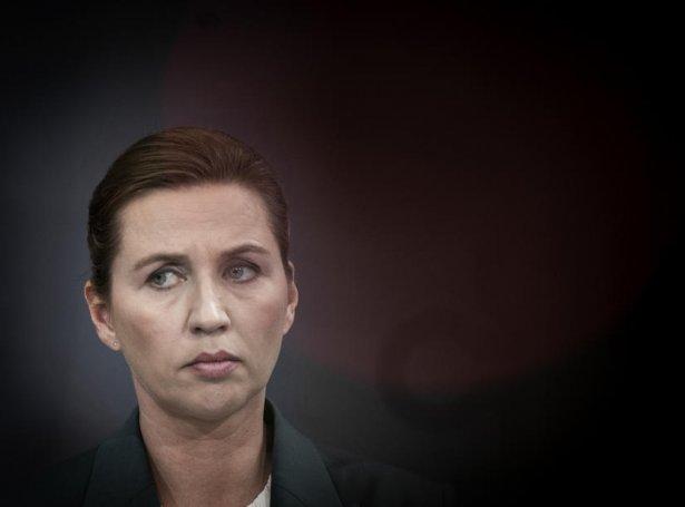 Mette Frederiksen (Mynd: EPA)
