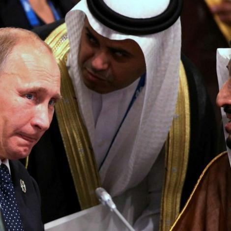 Russland og Saudi-Arabia nær avtalu um oljuframleiðslu
