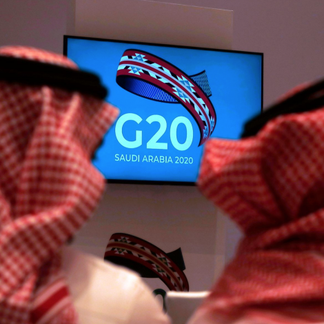 G20 londini samd við Opec um at skerja framleiðslu