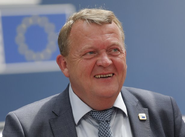 Lars Løkke Rasmussen meldaði seg úr Vinstra í januar og byrjaði at savna undirskriftir til Moderaterne í juni (Savnsmynd)
