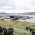 Bakkafrost tók yvir 85.000 tons av laksi í fjør