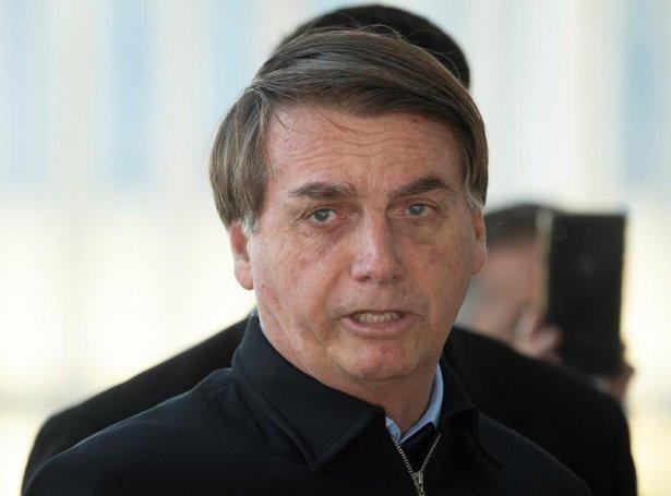 Brasilski forsetin, Jair Bolsonaro ætlar ikki at lata seg koppseta fyri covid-19 (Mynd: EPA)