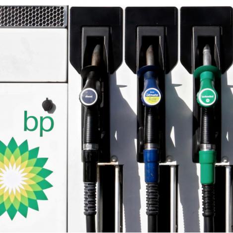 Oljan framvegis kjarnin í BP framleiðsluni