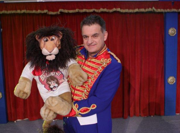 Mynd: Cirkus Baldoni