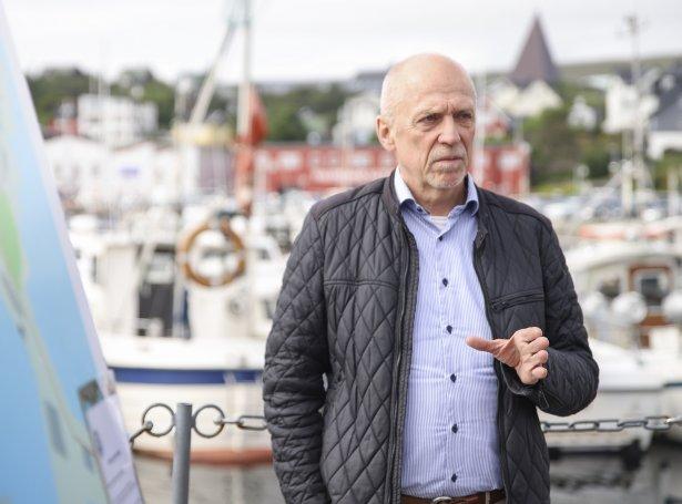 Ásmundur Guðjónsson (Mynd: Sverri Egholm)