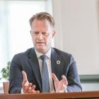 Jeppe Kofod meldaður fyri neyðtøku