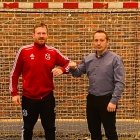 Rúni Rasmussen og Alexandur Johansen (Mynd: StÍF)