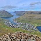 Størsti partur av Klaksvíkini mist vatnið