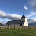 Konfirmantar í Kirkjubøar kirkju sunnudagin